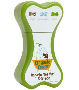 Organic Oscar Aloe Vera Shampoo