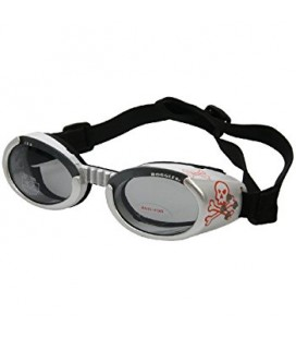 Doggles skull and bones hondenbril