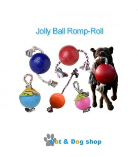 Jolly Ball Romp-Roll