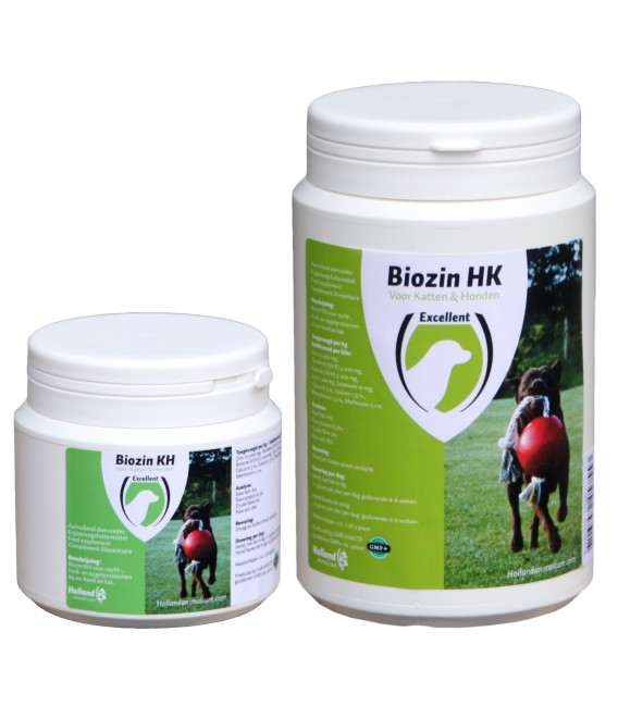 Biozin Hond & Kat 250gr