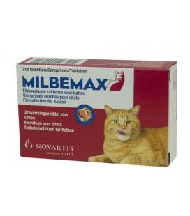 Milbemax ontworming kat
