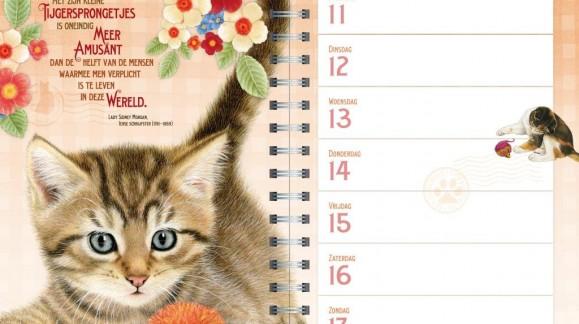 Francien agenda's en kalenders 2016 zijn binnen