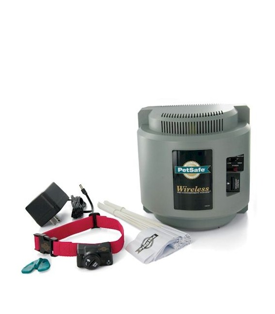 WIRELESS FENCE PET CONTAINMENT SYSTEM (INSTANT FENCE)