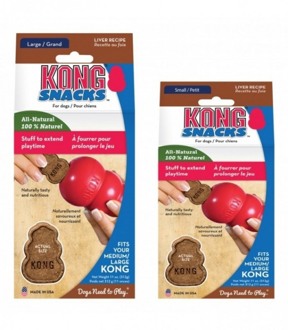 Kong Snacks Liver Small
