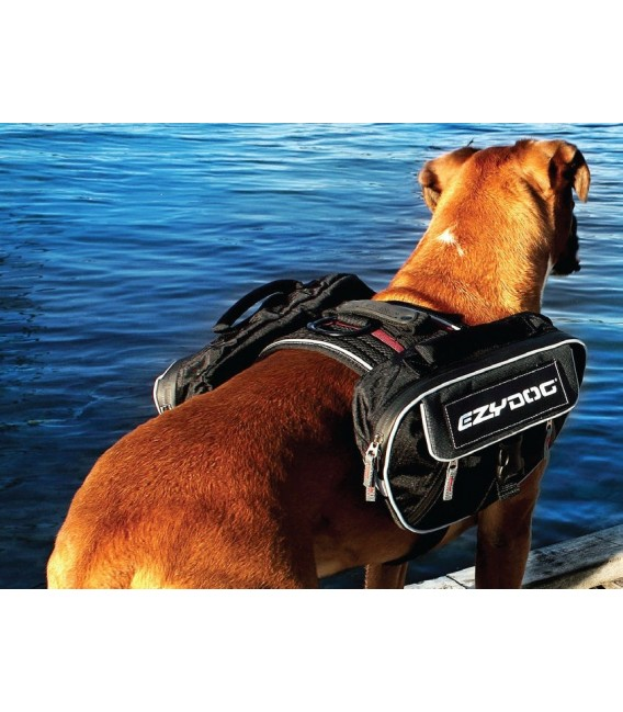 Ezydog Saddlebags