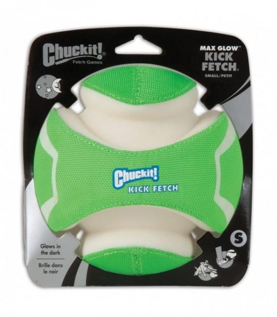 Chuckit Kick Fetch Max Glow Small 14cm