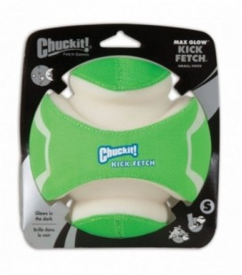 Chuckit Kick Fetch Max Glow Small 14cm