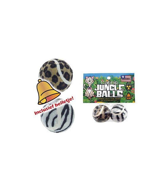Catnip Ball Jungle Look