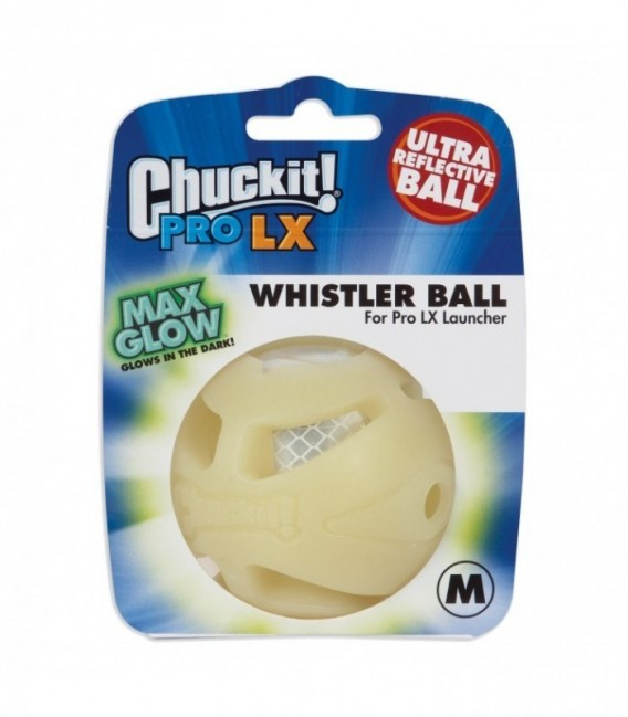 Chuckit Pro LX Whistler Ball Medium