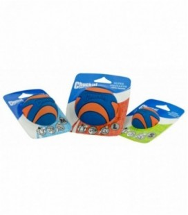 Chuckit Ultra Squeaker Ball Medium 2-pack