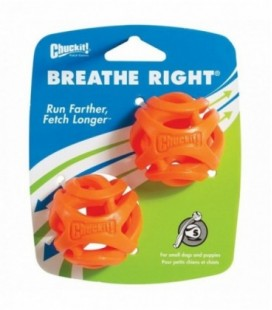 Chuckit Breathe Right Fetch Ball Medium