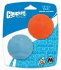Chuckit Fetch Ball Medium 2-Pack