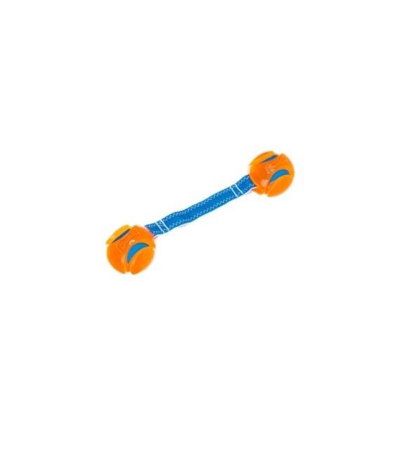 Chuckit HydroSqueeze Duo Tug Large