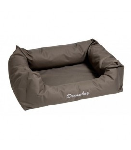 Hondenmand dreambay antraciet/grijs