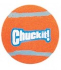 Chuckit Tennis Ball Medium 4-Pack