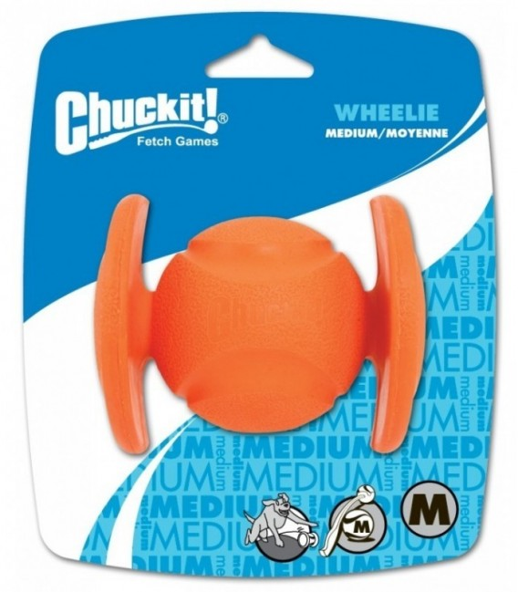 Chuckit Wheelie