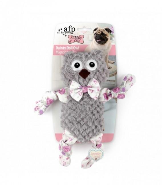AFP Shabby Dainty Doll Owl