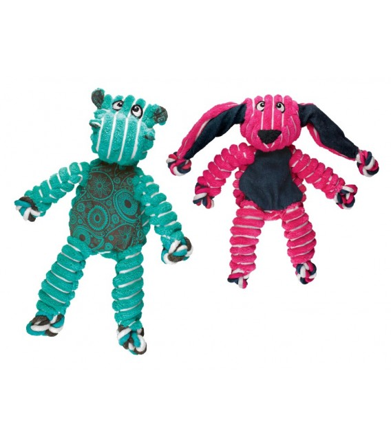 Kong Floppy Knots Hippo Medium/Large
