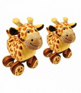 Kong TenniShoe Giraffe Small