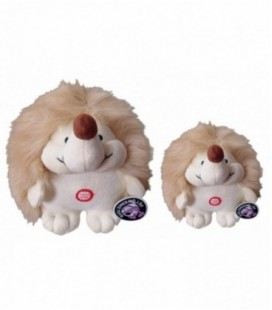 Pet Qwerks Plush Hedgehog Small