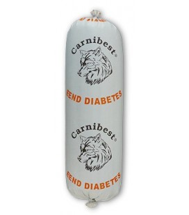 Carnibest Hond Eend diabetes 10kg