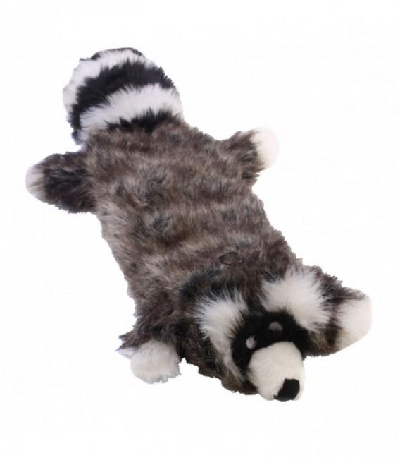 Squeak Mat Ricky Raccoon 13x Squeak