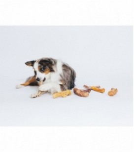 Pet Qwerks Nylon Chicken Antler Large