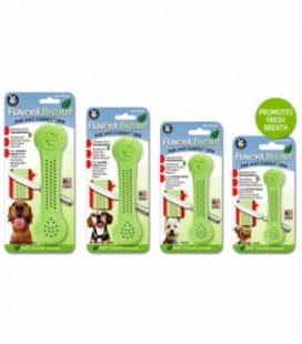 Pet Qwerks Flavorit Nylon Breath Bone Small