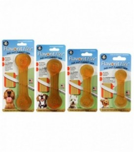 Pet Qwerks Flavorit Flex Peanut Butter Bone XLarge