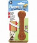 Pet Qwerks Flavorit Nylon Peanut Butter Bone Medium