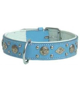 Royal tough babyblue halsband