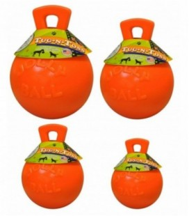 Jolly Tug-n-Toss 10cm Oranje (Vannilegeur)