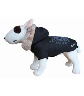Ski Jacket Aspen hondenjas Zwart