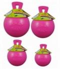 Jolly Tug-n-Toss 20cm Roze (Kauwgumgeur)