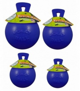 Jolly Tug-n-Toss 25 cm Blauw