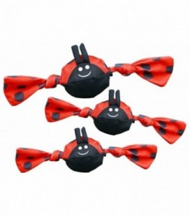 Jolly Tug Insect Lady Bug X-Large