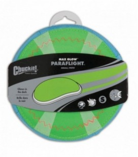 Chuckit Paraflight Max Glow Small