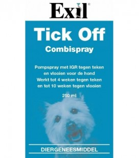 Exil Tick Off Combispray