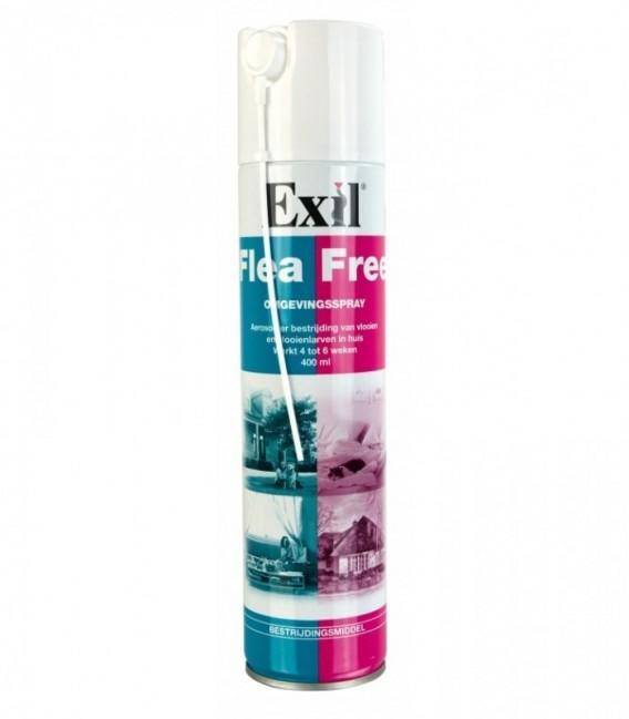 Exil Flea Free omgevingsspray