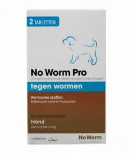 Exil No Worm Pro Puppy 2 tabl.
