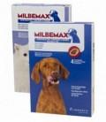 Milbemax Hond Groot Chewy 4 tabl. 5-75kg REG NL 105574