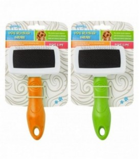 Dog Slicker Brush L 11cm