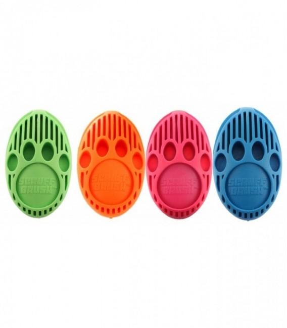 Petsport Scruff Brush assorted color