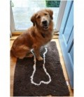 Soggy Doggy Doormat Extra Large Chocolate Brown (91x152cm)