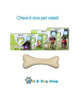 Chew-it one per week