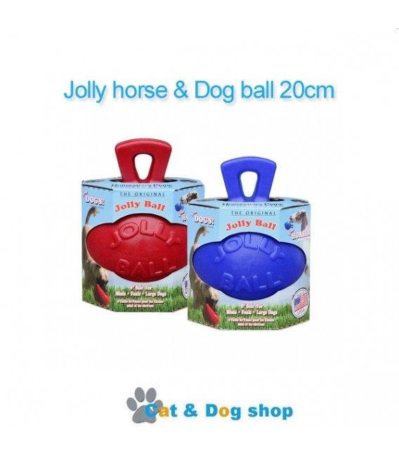 Jolly Ball 20 cm Horse & Dog