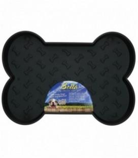 Bella Spill-Proof Dog Mat Zwart