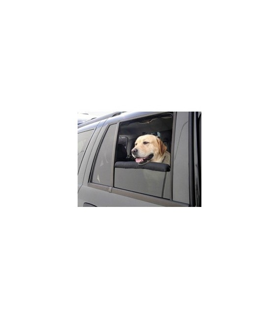 Automobile window bumper