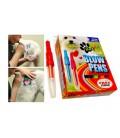 Bark Art Blow Pens