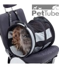 Pet tube Auto-veiligheidstunnel + gratis comfort pillow